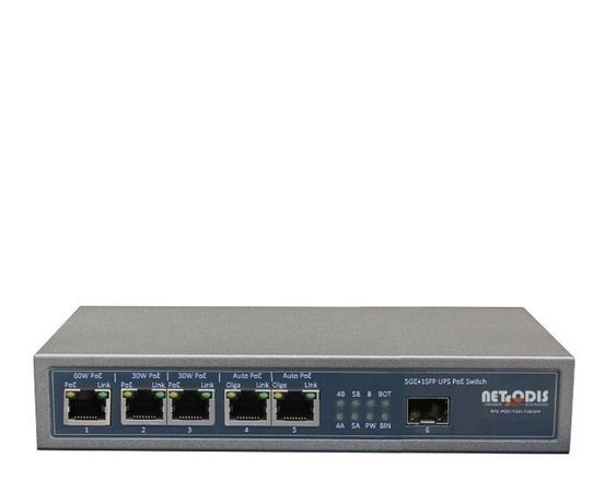 Свич комутатор пое CNB-CF1010P-EA POE  10‐PORT 10/100Mbps SWITCH WITH