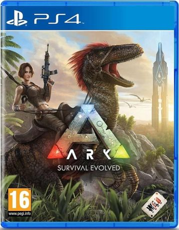 Диск ARK: Survival Evolved на PS4