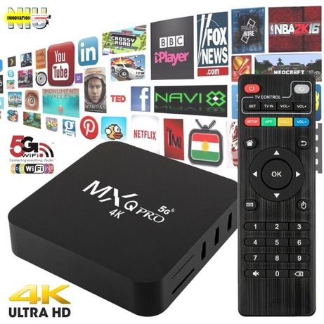 tv box MXQ PRO 5G, 2/16 gb