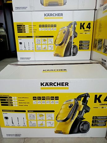 Karcher in Germany K4 compact! Со склада!