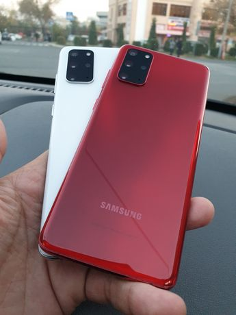 Samsung Galaxy S20 Plus Snapdragon 12/256 Whin Red Ideal New