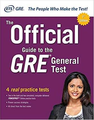 The Official Guide to the GRE General Test 3rd Edition