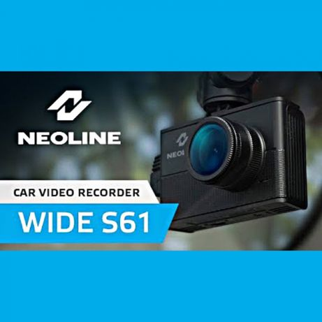 Neoline s61 Wi-Fi Видеорегистратор (Авторегистратор Регистратор)