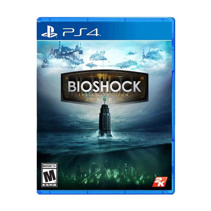 Bioshock The Collection для PS4 от 2K Games