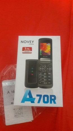 NOVEY A70R Янги холатда