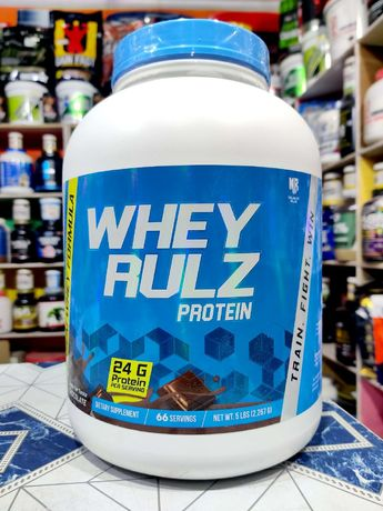 Muscle Rulz WHEY. 66 sev