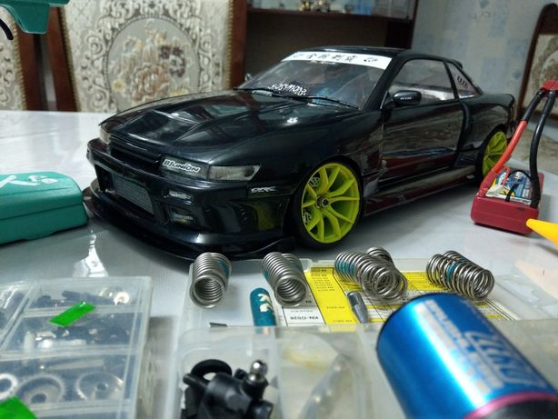 RC drift model 1:10