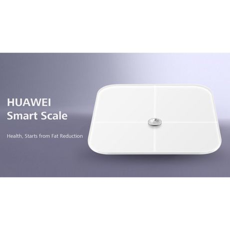 Весы электронные HUAWEI AH100 Body Fat Scale WH