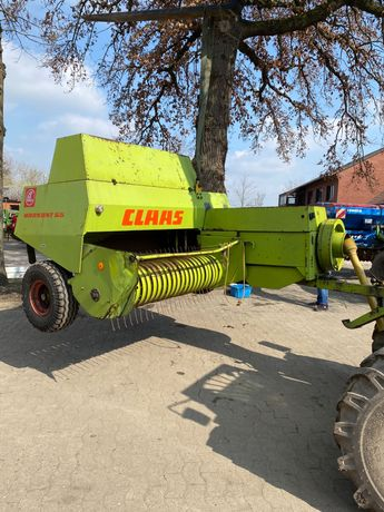 Claas markant 65  класс Press prespodborshik