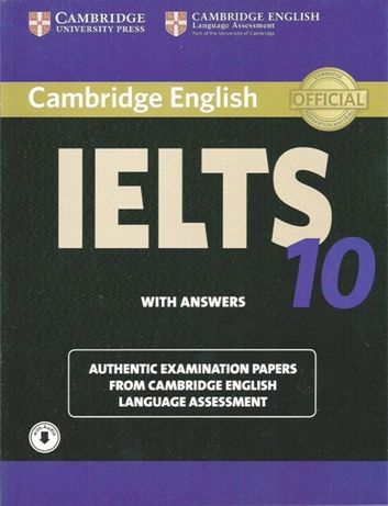 Cambridge IELTS 1 to 14 Academic Student's Book with Answers +AUDIOs