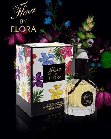 Flora by Flora Dubay original parfum analog Flora by Gucci Парфюм Atir