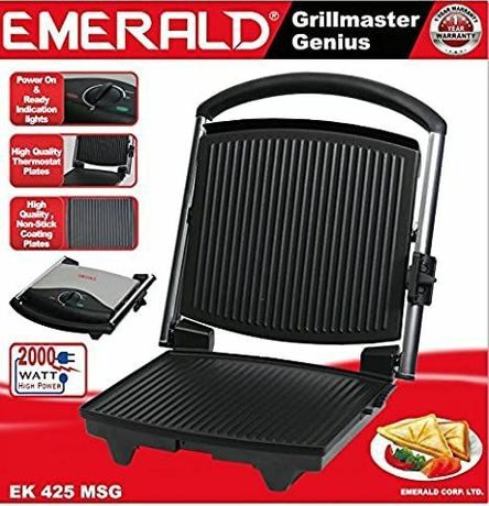 Toster grill Emerald гриль тостер