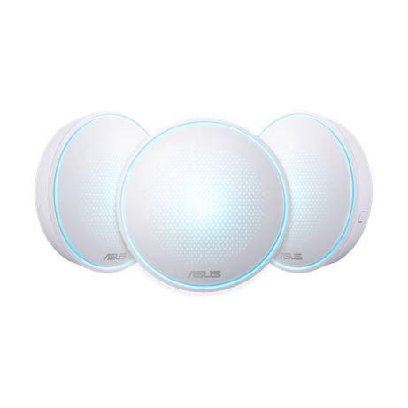MESH система - Asus Lyra MAP-AC2200 (3-pack) 2.4ghz + 5ghz Tri Band