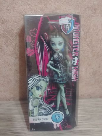 Кукла Monster High Frankie Stein от Mattel