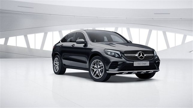 Новый, Mercedes-Benz GLC Купе
