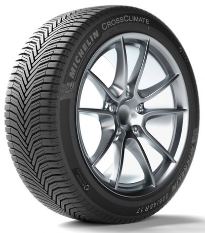 Автошины Michelin Cross Climate 215/55R16 made in Germany