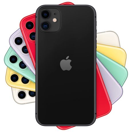 Apple iPhone 11 64GB все цвета